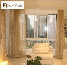 chambre gratuite livraison gratuite brodé tissu rideau écrans le salon chambre