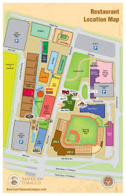 University Of Washington Campus Map by American Tobacco Campus
