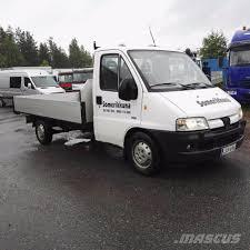 peugeot boxer used peugeot boxer 2 8 alumiinilava p auto pickup trucks year