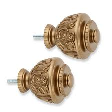Curtain Rod Finial 25 Best Curtain Rod Finials Images On Sheet Curtains