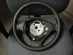 bmw e39 m sport steering wheel retro fit