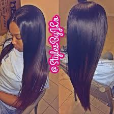 weave hairstyles with purple tips hat weave hair hairstyles wheretoget