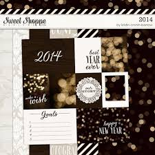 new years kits 42 best resolutions new year scrapbooking kits images on