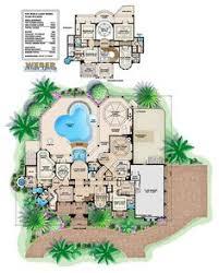 mediterranean mansion floor plans mediterranean house plan 2 coastal mediterranean floor plan
