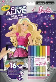 crayola colour alive colour alive barbie amazon uk toys u0026 games