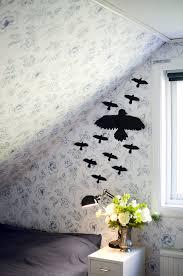 Diy Halloween Wall Decorations 14 Eye Catchy Diy Paper Wall Décor Ideas Shelterness