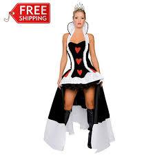 Queen Halloween Costumes Adults Cheap Halloween Costume Wholesalers Aliexpress