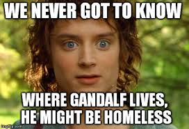 Lord Of The Memes - lord of the rings memes thinglink