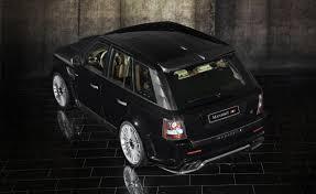 mansory range rover mansory range rover sport revealed autoevolution