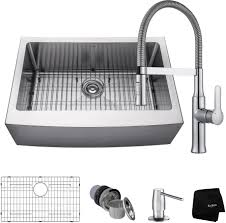 kitchen sink and faucet combo kitchen sink faucet combinations