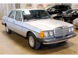 classic mercedes classic mercedes benz 300d for sale on classiccars com