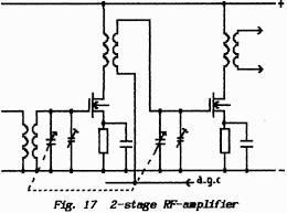 Transformer Coupled Transistor Amplifier Schematic Part 3 Amplifiers