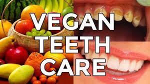 raw vegan teeth care vegan tooth problems youtube