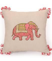 Pink Round Cushion Home Bedding Decorative Pillows Dillards Com