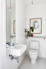 bathroom mirror ideas pinterest best 25 guest toilet ideas on pinterest modern toilet toilet