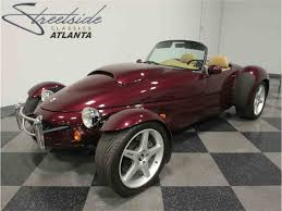 panoz 1998 panoz aiv roadster supercharged for sale classiccars com