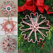 Wreath Diy Wonderful Diy Christmas Candy Cane Wreath Candy Cane Wreath