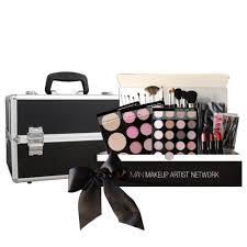 Makeup Artist Light Amazon Com Makeup Artist Network Pro Hollywood Makeup Artist Kit