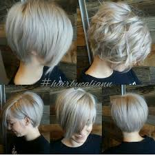 hair that is asymetric in back redefine your look with these inspired cute short haircuts for