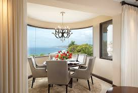 The Circular Dining Room by Up Up And Away San Diego Home U0026 Garden August 2016