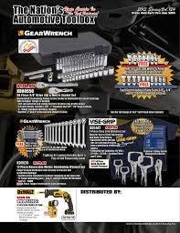 the nation u0027s automotive toolbox spring 2013 by the nation u0027s
