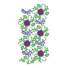 Flower Designs For Embroidery Flower Embroidery 4 Embroideryshristi
