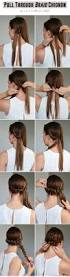 long hair updos how to style for prom tutorials easy