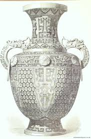 chinese vase appraisal wonderful collection of drawings of 18thc chinese antiques u2013 sell
