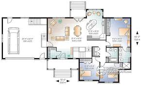 ranch style homes floor plans ranch style bungalow house plans home deco plans