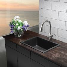 ideas sophisticated brown laminate granite kitchen sinks and