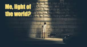 lights of the world address you are the light of the world i play for him