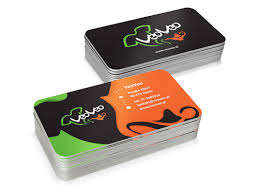 20pt white 2 x 3 5 plastic business cards with corners