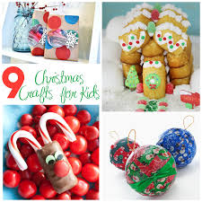 9 christmas crafts and activities for kids all in all
