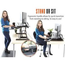 Sit Stand Desk Reviews Sit Stand Desk Sit Stand Desk Base Zle