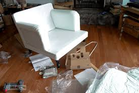 Ikea Sofas And Armchairs I Built A Chair Ikea Stocksund Style Funky Junk Interiors