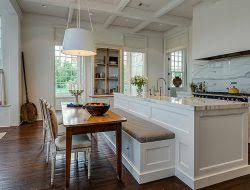 built in kitchen island kitchen island with built in seating inspiration