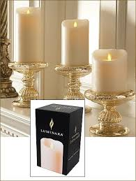 best 25 luminara candles ideas on nautical candle
