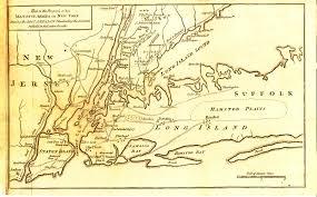 Boston Map 1776 by Washington U0027s Defeats Of 1776