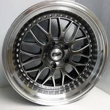 lexus esr wheels 18x9 5 5x114 3 esr 01 wheels flush fit lexus is300 is250 toyota
