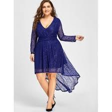 koszor sl ny ruha emejing plus size lace high low dress images plus size styles