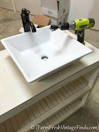 Custom Vanity Bathroom by How To Build A Custom Vanity Without The Custom Price Tag Hometalk