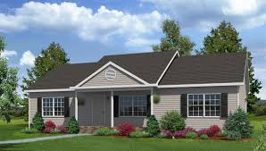 ranch style homes briar ridge ranch style modular homes