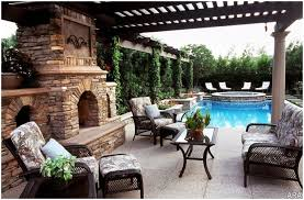 Tiki Backyard Designs by Backyards Cozy Garden Design With Backyard Renovations That