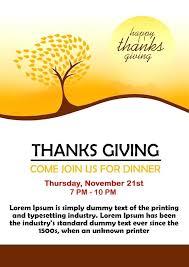 free thanksgiving invitation templates free thanksgiving potluck