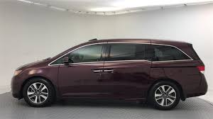 rock honda used cars 2014 used honda odyssey 5dr touring elite at rock honda