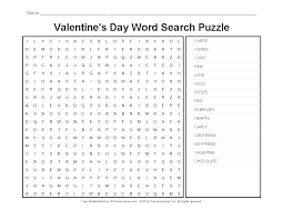 free printable valentine u0027s day worksheets and activity pages for