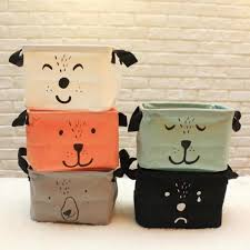 makeup gift baskets dog storage baskets zakka makeup cosmetic