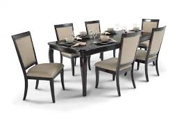 bobs furniture kitchen table set gatsby 7 dining set with side chairs bob s discount furniture