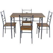 table de cuisine 4 chaises set table cuisine 4 chaises nisse achat vente table de cuisine