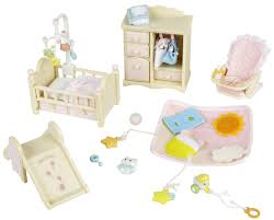 calico critters baby u0027s nursery set free shipping tiny cute